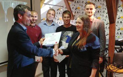 Zadavatelská společnost ocenila studentské nápady