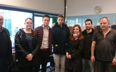 Studenti stáli u zrození nového RELAX Centra Orlová
