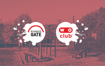 Originální street workout v podání Business Gate Academy