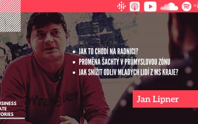 #8 Starosta od roku 1999 a bojovník proti odlivu mladých lidí z MS kraje – Jan Lipner