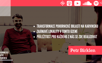 #12 Cílem je vrátit do pohornické krajinné oblasti zase život – Petr Birklen