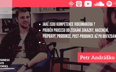#9 O tvorbě video-obsahu s Petrem Andráškem, hasičem s foťákem v ruce