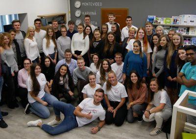 Business Gate Academy - všichni studenti