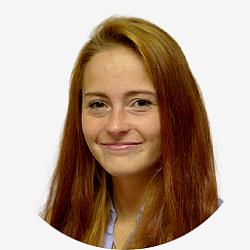 Team leader Veronika Goldmanová